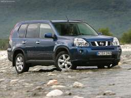 Nissan X-Trail II 2.0 D 140 HP AT