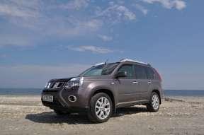Nissan X-Trail II Facelift 2.5 CVT (169 HP) 4WD