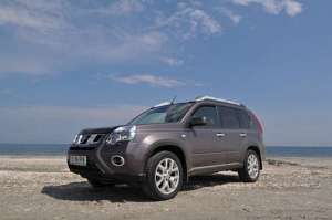 Nissan X-Trail II Facelift 2.5 MT (169 HP) 4WD