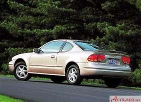 Oldsmobile Alero Coupe 2.2 16V 141 HP