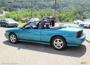 Oldsmobile Cutlass Supreme 3.1 V6 141 HP