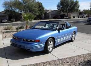 Oldsmobile Cutlass Supreme 3.4 V6 213 HP