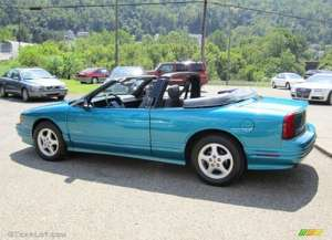 Oldsmobile Cutlass Supreme Convertible 2.3 16V 162 HP