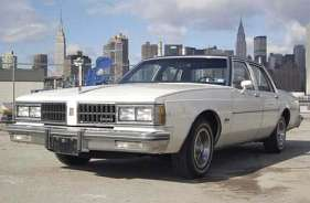 Oldsmobile Eighty-eight IX Delta 5.7L