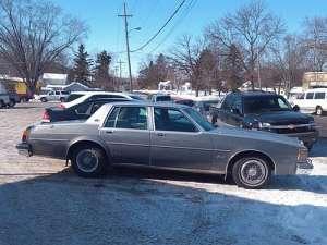 Oldsmobile Eighty-eight X 3.8i V6 (165Hp)