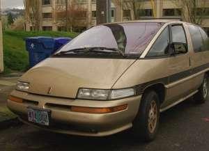 Oldsmobile Silhouette 3.8 V6 173 HP