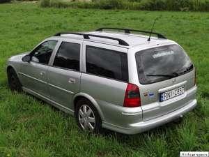 Opel Vectra B Caravan 2.0 DI 16V 82 HP