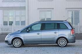 Opel Zafira B 1.6i 105HP
