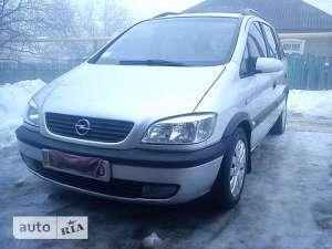 Opel Zafira B 1.6i 115HP
