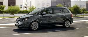 Opel Zafira B 1.7 CDTI ECOTEC 110HP