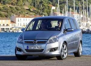 Opel Zafira B 1.8i 140HP