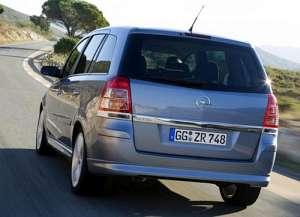 Opel Zafira B 1.9 CDTI 120HP
