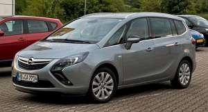 Opel Zafira B 2.2i 150HP AT