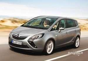 Opel Zafira C 1.4T (120Hp)
