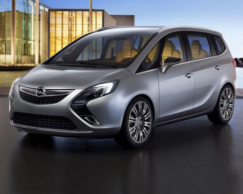 Opel Zafira C 2.0CDTi (130Hp)