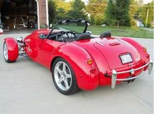 Panoz AIV Roadster 4.6 i V8 32V 309 HP