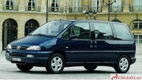 Peugeot 806 (221) 1.9 TD 92 HP