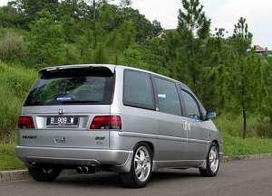 Peugeot 806 (221) 2.0 16V 136 HP