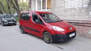 Peugeot Partner 1.6 HDi 75HP