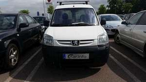 Peugeot Partner 2.0 HDi 90HP