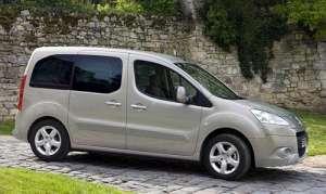 Peugeot Partner II 1.4i (75Hp)