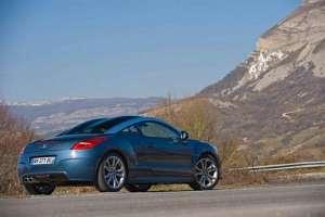 Peugeot RCZ 1.6 THP 200HP
