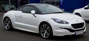 Peugeot RCZ Facelift 1.6 AT (150 HP)