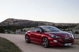 Peugeot RCZ Facelift 1.6 MT (150 HP)