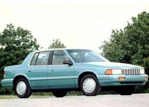 Plymouth Acclaim 3.0 i V6 143 HP