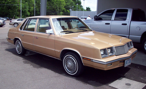 Plymouth Caravelle 2.2 (96 Hp)