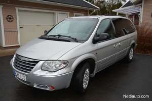 Plymouth Grand Voyager 3.3 i V6 LE 165 HP