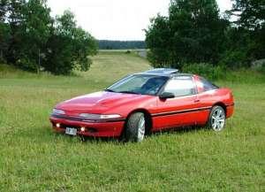 Plymouth Laser 2.0 i Turbo 198 HP