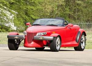 Plymouth Prowler 3.5 V6 253 HP