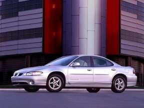 Pontiac Grand Prix VI (W) 3.1 i V6 SE 162 HP
