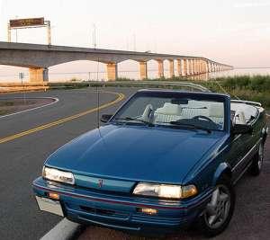 Pontiac Sunbird 3.8 V6 (110 Hp)