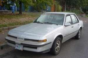 Pontiac Sunbird II 2.0 (88 Hp)