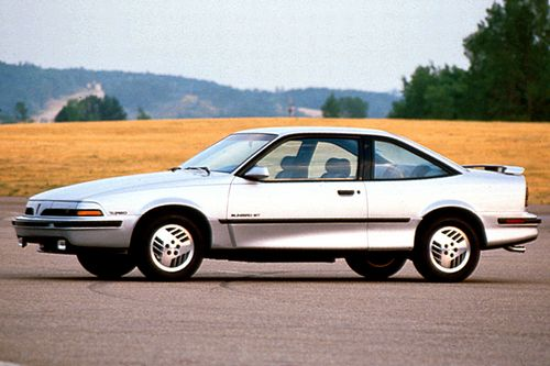 Pontiac Sunbird III 2.0 (96 Hp)