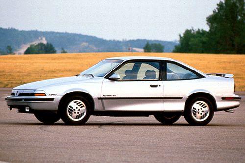 Pontiac Sunbird III 3.1 V6 (140 Hp)