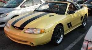 Pontiac Sunfire Cabrio 2.2 i 117 HP