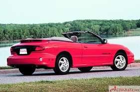 Pontiac Sunfire Cabrio 2.4 i 16V 152 HP