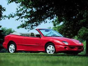 Pontiac Sunfire Sedan 2.2 i 122 HP