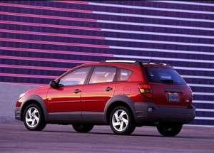 Pontiac Vibe I 1.8 i 16V 130 HP