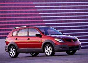Pontiac Vibe I 1.8 i 16V AWD 130 HP