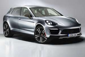 Porsche Cayenne II Facelift (958) Turbo 4.8 AT (520 HP) 4WD