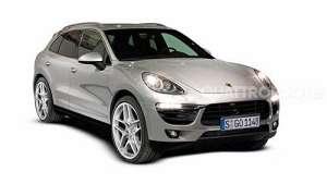 Porsche Macan S Diesel 3.0d AT (258 HP) 4WD