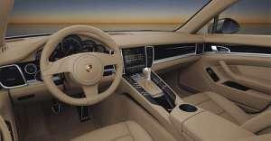 Porsche Panamera 3.6 V6 300 HP