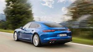 Porsche Panamera I Facelift 4S Executive 3.0 AT (420 HP) 4WD