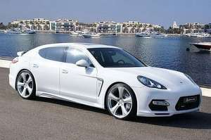 Porsche Panamera I Facelift Turbo Executive 4.8 AT (520 HP) 4WD