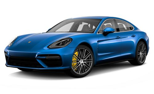 Porsche Panamera I Facelift Turbo S Executive 4.8 AT (570 HP) 4WD
