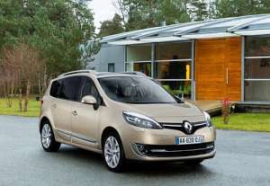 Renault Scenic III Facelift II Grand 1.5d AT (110 HP)